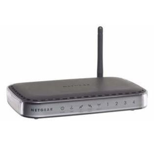 Netgear Cgd24g 54 Wireless Cable Modem Router Gateway