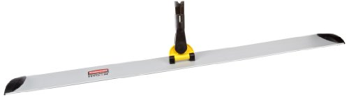 Rubbermaid Commercial HYGEN Mop Quick-Connect Hall Dusting Mop Frame, 36, Yellow, FGQ58000YL00