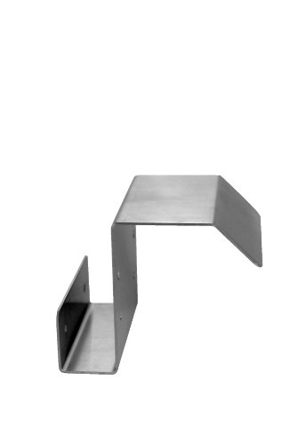 Foot Pull (Don-Jo 46 Stainless Steel Foot Pull, Satin Stainless Steel Finish, 4-1/2