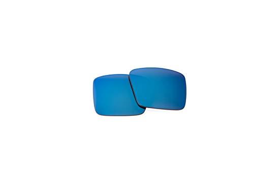 Spy Optic OFFICIAL Replacement Lenses for SPY SUNGLASSES (MONTANA REPLACEMENT LENS-HAPPY BRONZE POLAR W/DARK BLUE SPECTRA MIR, MONTANA REPLACEMENT LENS-HAPPY BRONZE POLAR W/DARK BLUE SPECTRA MIR) (Montana Fashion)