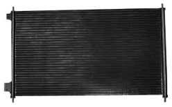 TYC 4898 Honda/Acura Parallel Flow Replacement Condenser (Condenser Honda 2002 Accord)