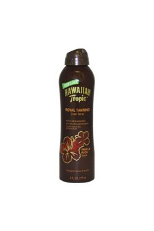 Hawaiian Tropic Y0874800 Hawaiian Tropic Royal Tanning Continuous Spray Oil, 6 OZ (177 mL) (Hawaiian Tropic No Spf)