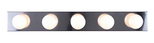 Volume Lighting V1025-3 5-Light Bath Bracket ()