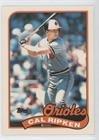 Cal Ripken Jr. (Baseball Card) 1989 Topps - [Base] - Collector's Edition (Tiffany) #250
