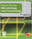 Book Rapid Review Microbiology and Immunology: With STUDENT CONSULT Online Access, 2e 2nd Edition by Rosenthal PhD, Ken S., Tan MD, James S.