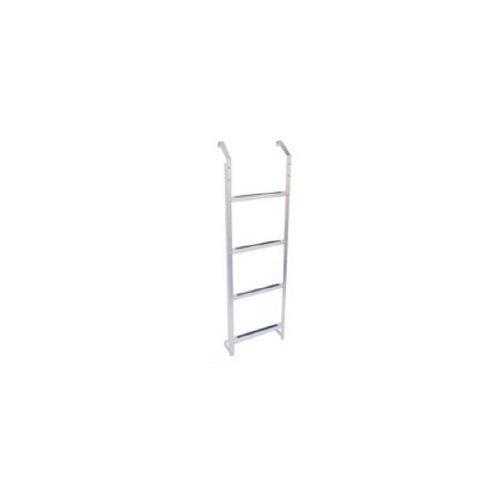 EZ Escape Ladder 4-Step Aluminum Window Well Escape Ladder
