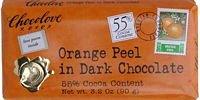 Chocolove Premium Chocolate Bars, Dark (55%) Orange Peel, 3.2-Ounce Bars (Pack of 12) ( Value Bulk Multi-pack)