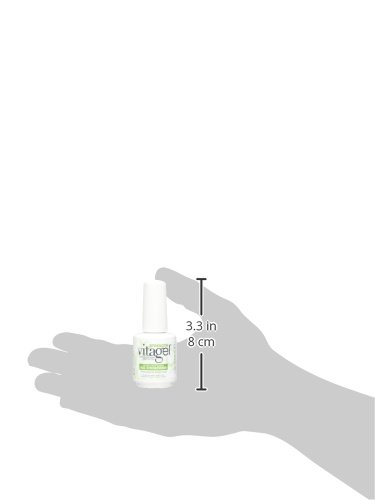 Gelish Vitagel Strength LED/UV Cured Nail Strengthener, 0.5 Ounce by Gelish (Image #1)