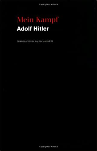 Adolf Hitler Mein Kampf Pdf German
