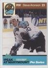 Steve Aronson (Hockey File card) 2000-01 Cleveland Lumber Jacks - [Base] #23