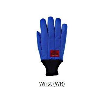 Waterproof Cryo-Gloves, Wrist Length, Waterproof Medium