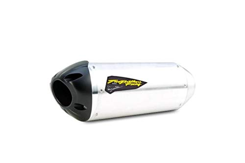 (Two Brothers Racing 005-4230409-S1 S1R Silver Stainless Steel Slip-On Exhaust System)