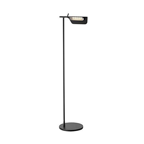 Flos Tab Led F Floor lamp Black 110 Volt