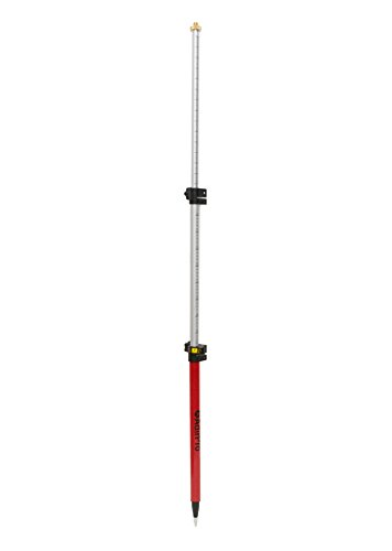 AdirPro Aluminum Knob Lock Mini Prism Pole Pro Series Extends to 5.1 ft. (1.55m) by AdirPro (Image #1)