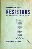 img - for Handbook of Power Resistors book / textbook / text book
