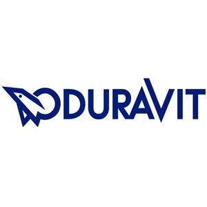 Duravit – Edelstahl WC-Sitz Scharniere Weiß 64200000, 64200000