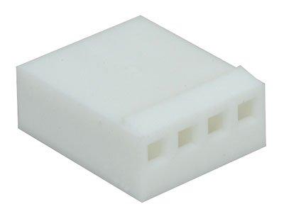 Molex Kk Type Housing - Connector Housing Receptacle 4 Position 2.54mm Straight Bag