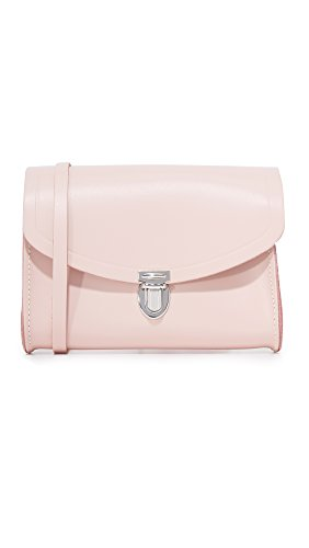 Cambridge Satchel Women's Push Lock Bag Dusky Rose One Size