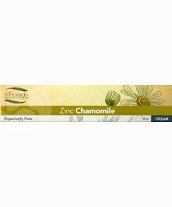 ST FRANCIS HERB FARM Zinc Chamomile, 60 ML -