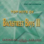 Backstreet Boys VOL 2 Greatest Hits Karaoke CD+G Superstar Sound Tracks by Unknown (0100-01-01)