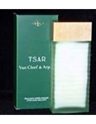 TSAR Cologne By Van Cleef & Arpels For Men. Aftershave Emulsion 3.4 Ounces