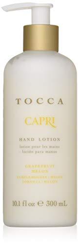 最大いつスコアTOCCA(トッカ) ボヤージュ ハンドローション カプリ 300mL (手肌用保湿 ハンドクリーム 柑橘とメロンの魅惑なシトラスな香り)