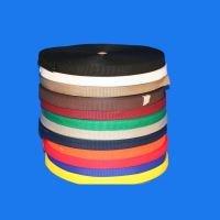 Rochford Supply Polypropylene 1'' Wide Webbing, 100 Yard Roll, Black by Rochford Supply