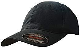 Flexfit No Button Low Profile Cotton Dad Hat ()