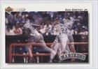 Ken Griffey Jr. (Baseball Card) 1992 Upper Deck - [Base] #424