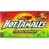 Cheap Hot Tamales Tropical Heat Theater Box 5oz