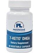 Progressive Labs - 7-Keto DHEA 60 vcaps
