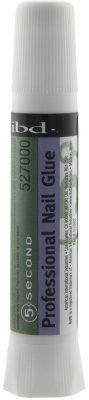 IBD-5 Second Nail Glue Professional (Pack of 12) by IBD