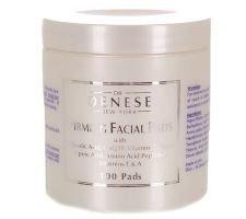 Dr. Denese ORIGINAL Firming Facial Pads 100 Count (SKU-252) - Dr Denese Firming Facial Pads