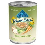 Blue Buffalo Irish Lamb Stew for Dogs, (Pack of 12 12.5-Ounce Cans), My Pet Supplies