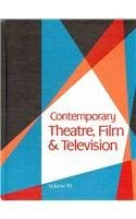 Contemporary Theatre Film and Television [並行輸入品]   B07PK7L6SD