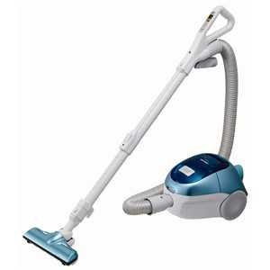 TOSHIBA paper pack type vacuum cleaner light blue VC-PD8A-L (Toshiba Pack)