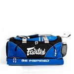 Fairtex BAG2 Gym Bag - Blue - OSFM by Fairtex