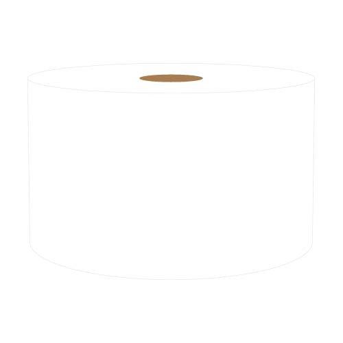 VnM SignMaker VNMWT-3762 White Vinyl Tape, 150' Length, 3'' Width by VnM SignMaker