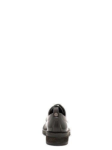 mujer black Apepazza negro nero para de Piel Zapatillas qIwCnwOTP