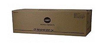 Genuine Memorabilia (Cyan Konica Minolta CF C3 4660 Image Unit Genuine OEM Ink toner laser drum inks)