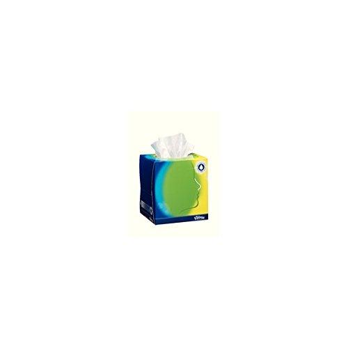 KC03377 Kleenex Cube Facial Tissues Pk12 8825