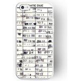 Bible Verses For iPhone 5C - Library Book Date Due