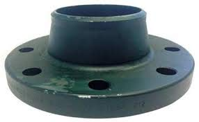 Weldbend Carbon Steel Weld Neck Flange, 4
