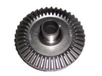 Amazon Com Honda Foreman Rubicon 500 Rear Differential Ring Gear
