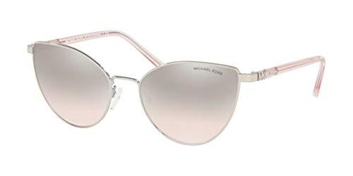 Michael Kors 0MK1052 Gafas de sol, Silver, 57 para Mujer ...
