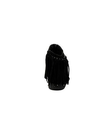 Cassis Jovany Franges Cote Noir Bottines D'azur rwTYHqr