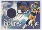 Torry Holt (Football Card) 2000 Impact - Hats Off #N/A