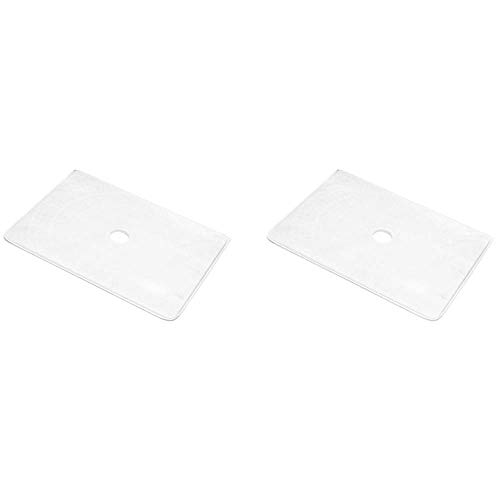 2-Pack Unicel Anthony Apollo/Flowmaster Rectangular Pool Replacement Filter Grid