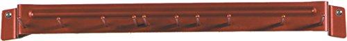 Carlisle 4073505 Red 17-Inch Sparta Spectrum Aluminum Brush