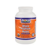 NOW Foods – Whole Psyllium Husks Intestinal Health 100% Certified Organic – 12 oz. ( Multi-Pack) Review